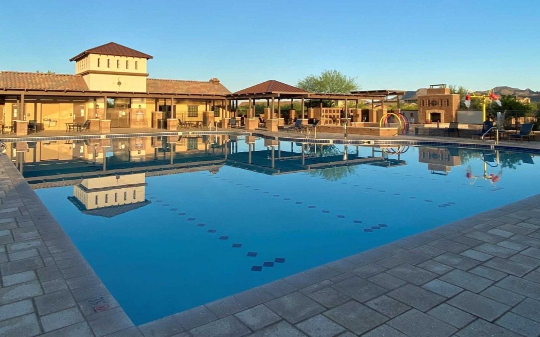 Now Recycling Pool Water in Tucson, Arizona