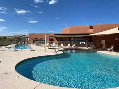 Commercial Pool Services Tucson