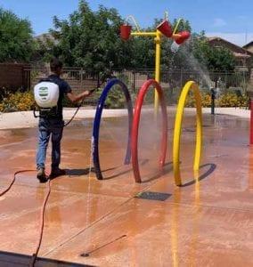 Commercial Pool Services Tucson Arizona